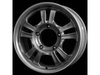 Диск колесный Р15 7 x 15x139 D108,5 ET15 Мегалюм Форсаж-УАЗ белый глянец