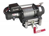 Лебёдка электрическая (индустр.) 12V Runva 17500 lbs 7930 кг