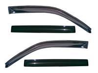 Дефлектор двери (ветровики) на УАЗ Патриот Спорт