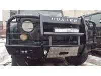 Бампер передний УАЗ 469, Хантер Лесоповал-2