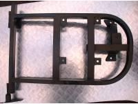 Крепление запасного колеса на УАЗ 469
