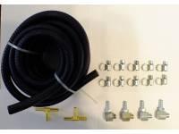 Комплект герметизации / вывода сапунов УЛУЧШЕННЫЙ на все модели УАЗ